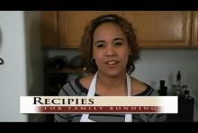 Recipe For Family Bonding Video Series