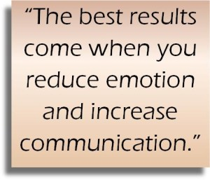 Reduce Emotion