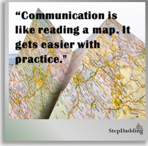 Communication Is like a Rodamap