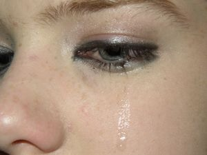 girl Cries