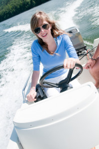 Boating Daughter